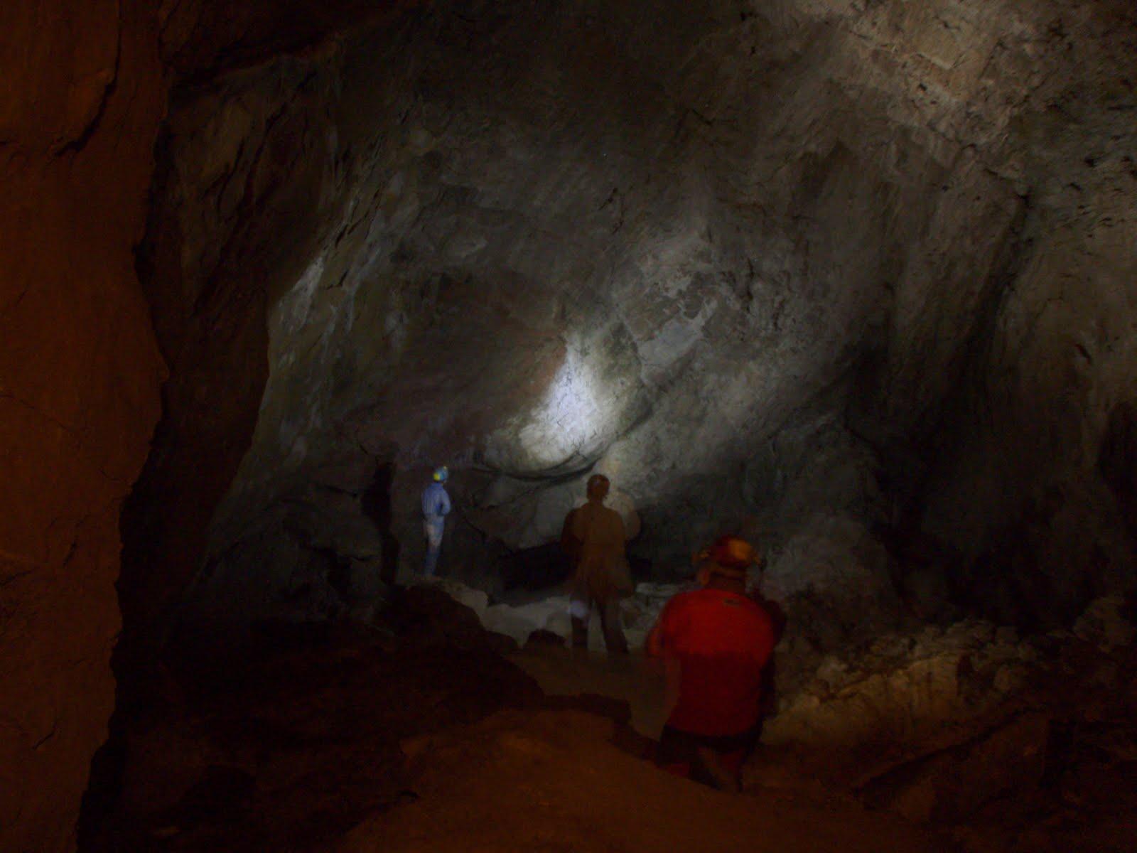 Tunel dels Sumidors. Fuente: cavitats-subterranies.blogspot.com.es