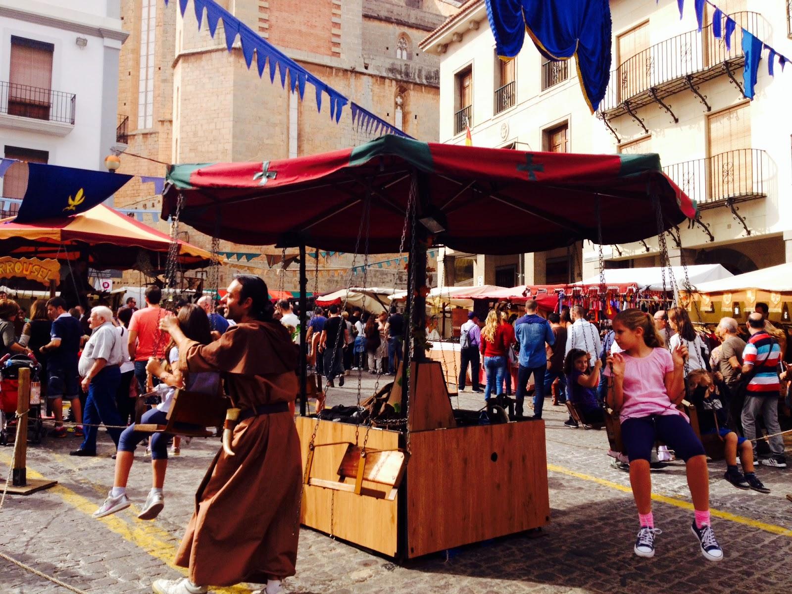 Mercados Medievales Y Ferias De Artesan A En La Comunidad  ~ Mercadillos Navideños En Valencia