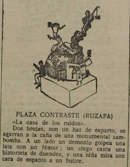 Diario de Valencia - 1916, 18 de marzo.