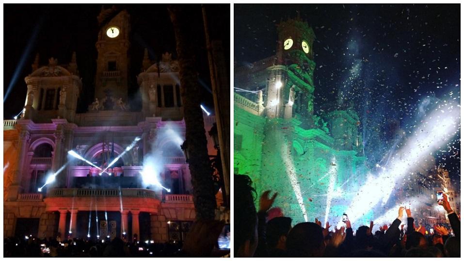 Nochevieja 2016 Valencia - Campanadas Fin de Año 2016 Valencia