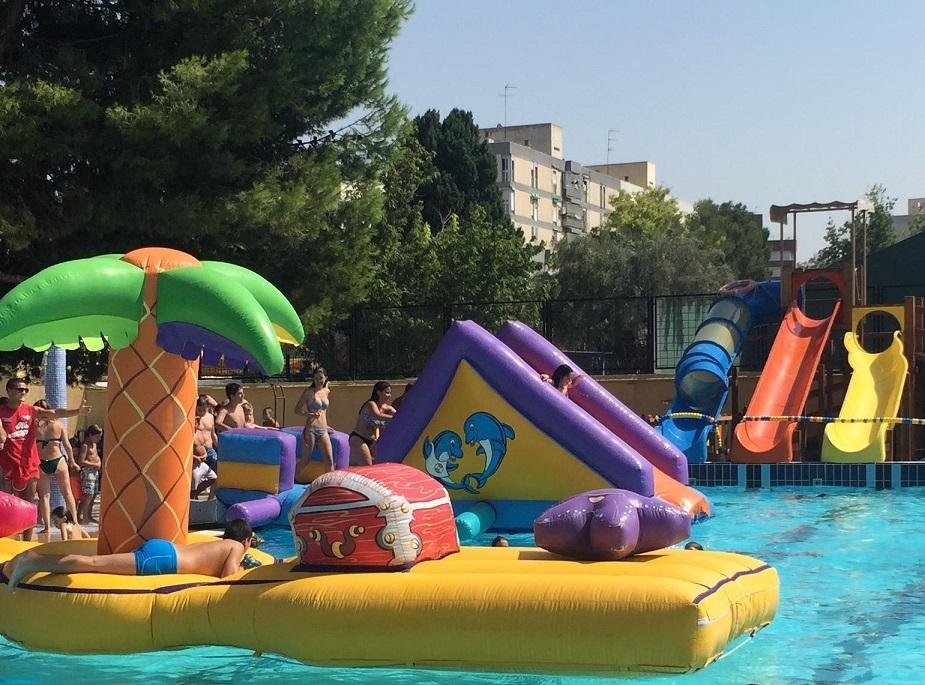 Horarios y aperturas de las piscinas municipales y for Piscinas municipales zaragoza 2017