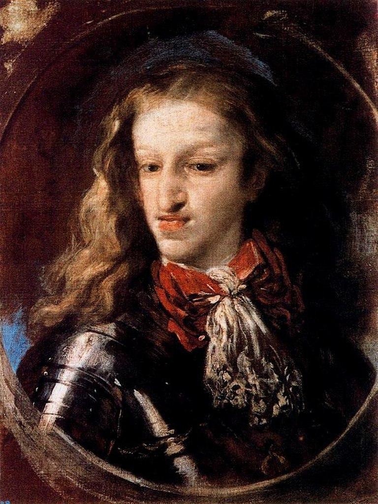 """Carlos II, """"El Hechizado"""". Fuente: espanaeterna.blogspot.com"""