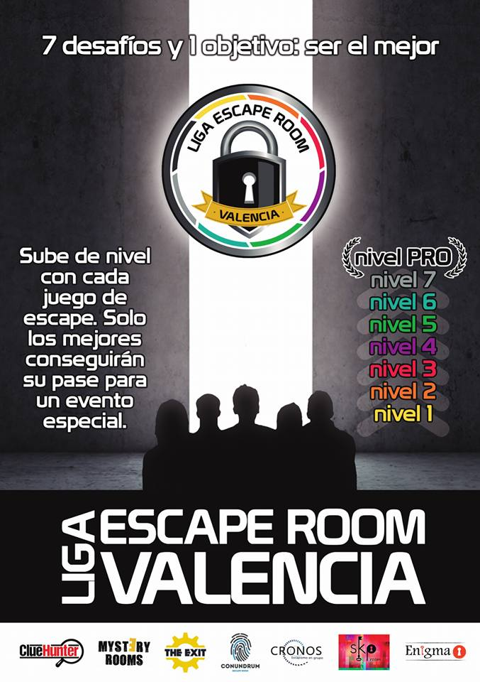Liga Escape Room Valencia