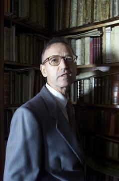 Profesor Francisco Calero. Fuente: ABC