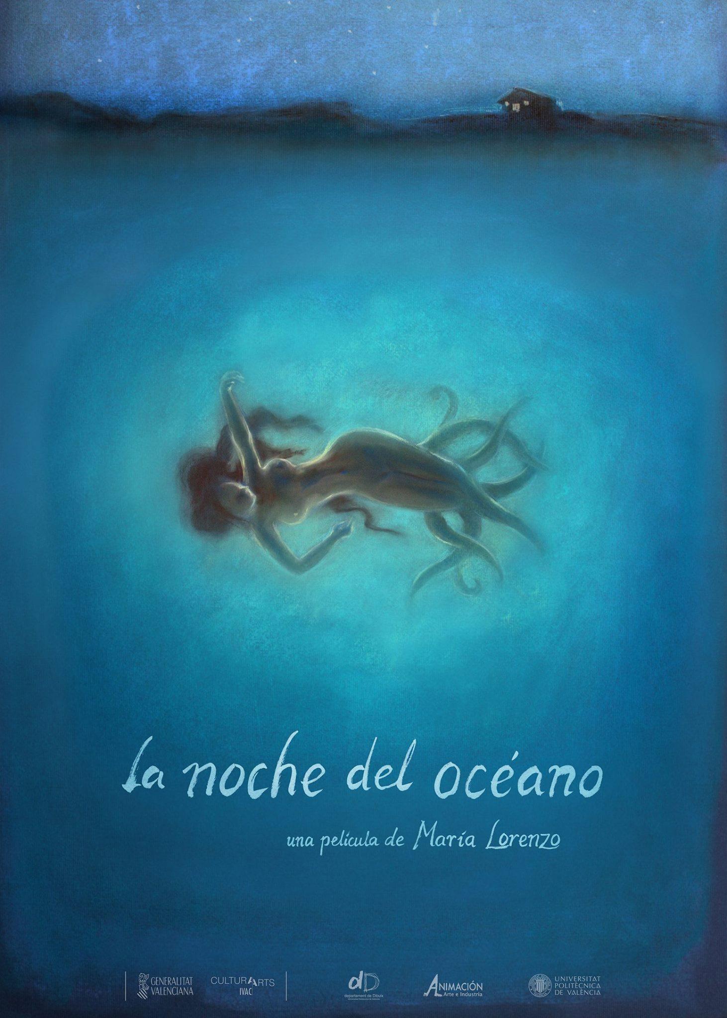La nit de l'oceà/La noche del oceano, de María Lorenzo.