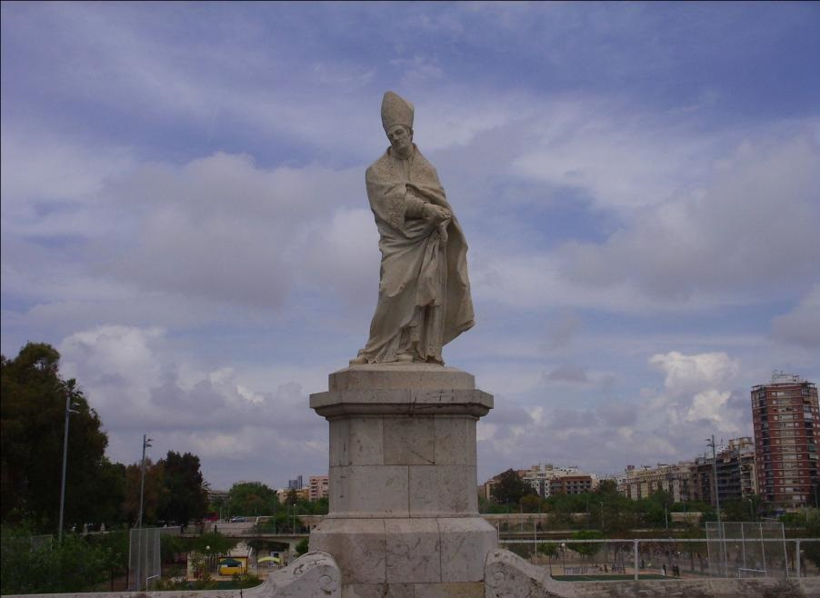 San Luis Bertrán. Fuente: Jdiezarnal.com
