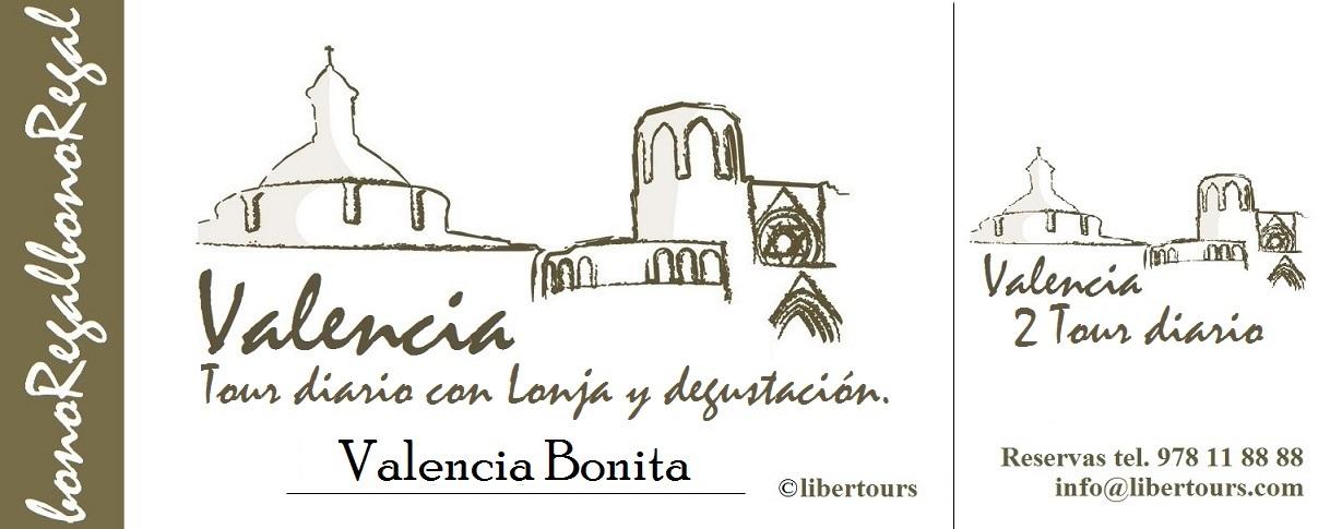 bonoregalValenciaBonita