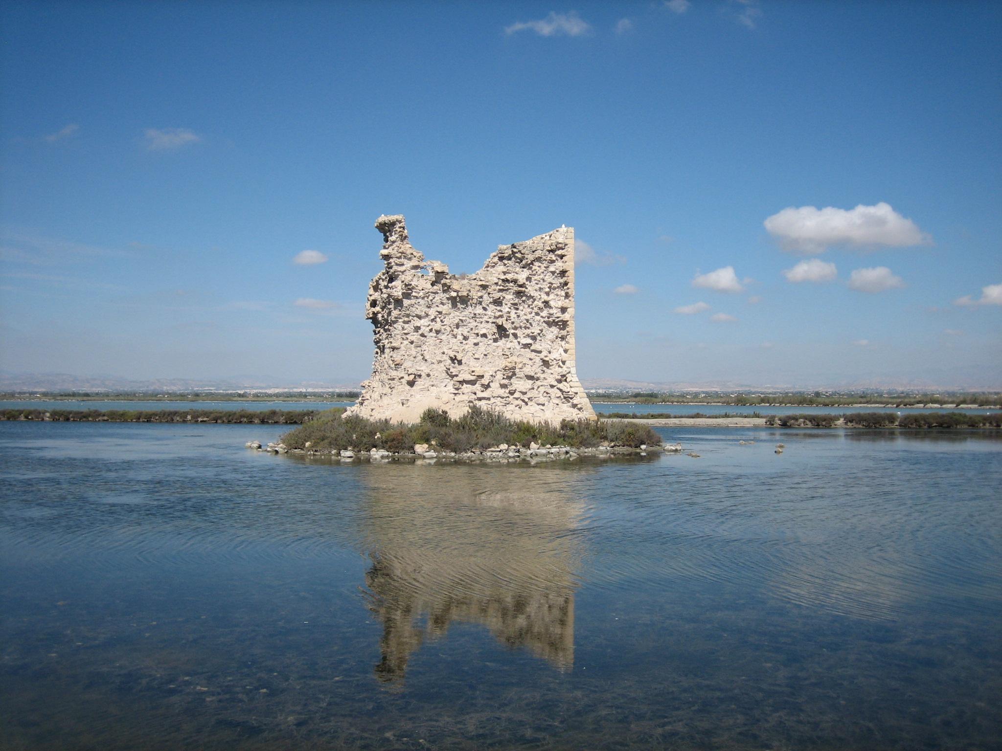 Antes de su restauración. Fuente: Rodriguillo. Fecha de la foto: 08/10/2006.