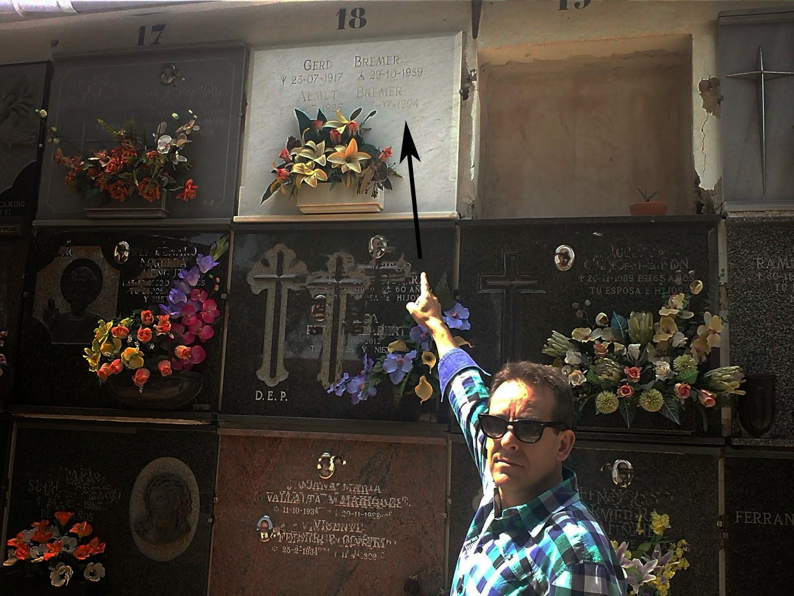 Nicho de Bremer. Fuente: http://jotamartinezarribas.blogspot.com.es/