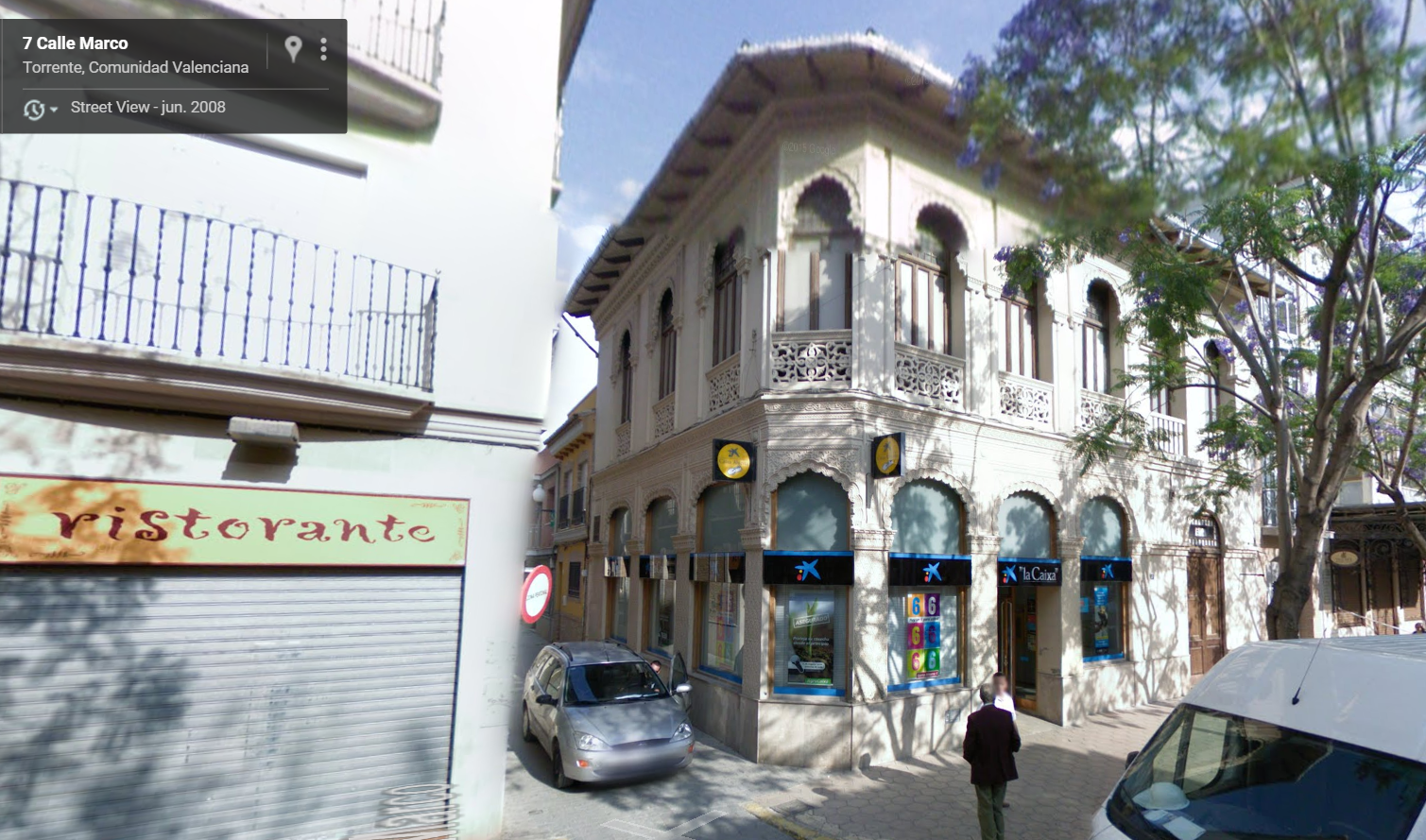 La antigua discoteca Alhambra en la actualidad,