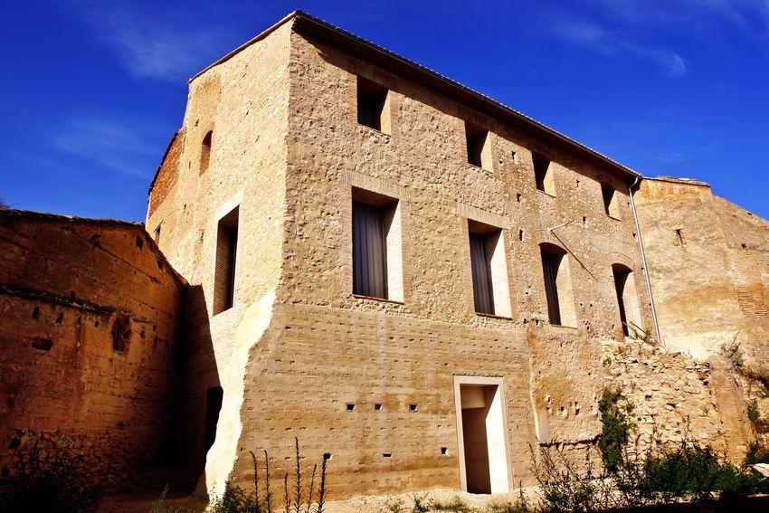 Fachada Castillo Riba-roja de Túria