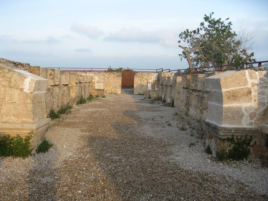 Yacimiento arqueológico Pla de Nadal