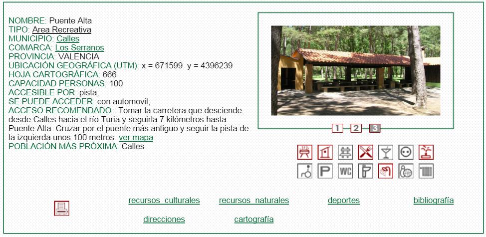 nº10 NOMBRE: Puente Alta. TIPO: Área Recreativa.