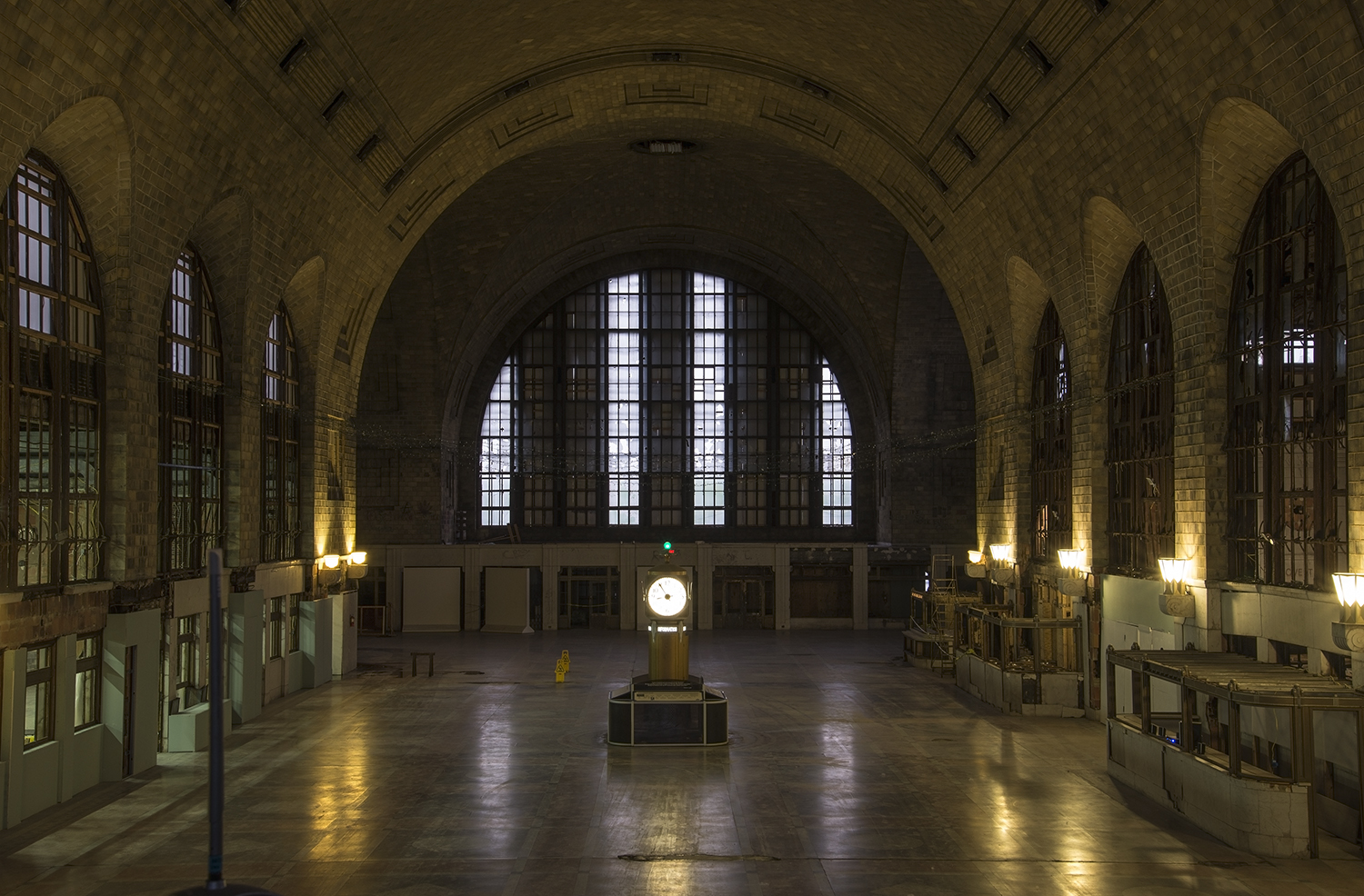 Buffalo Central Terminal. Fuente: stanton.photography