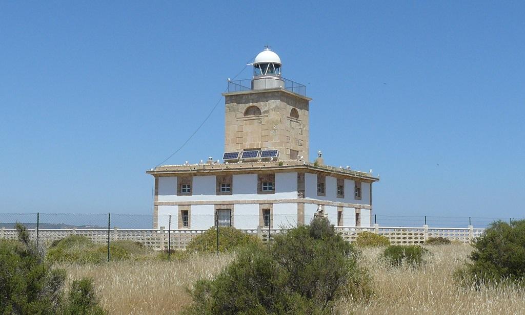 Faro de la Isla de Tabarca. Fuente: MOs810 (wikimedia)