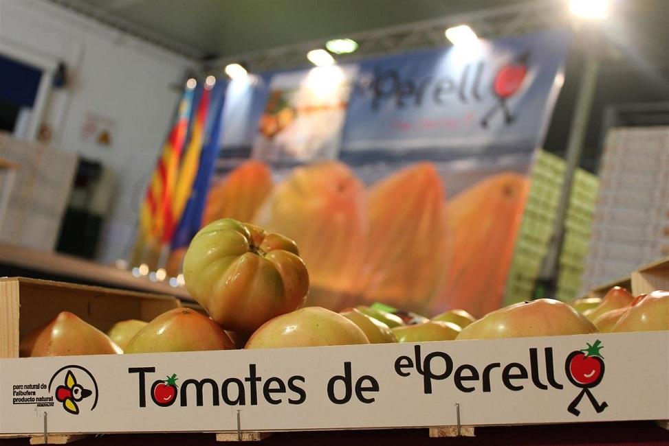 Tomates de El Perello