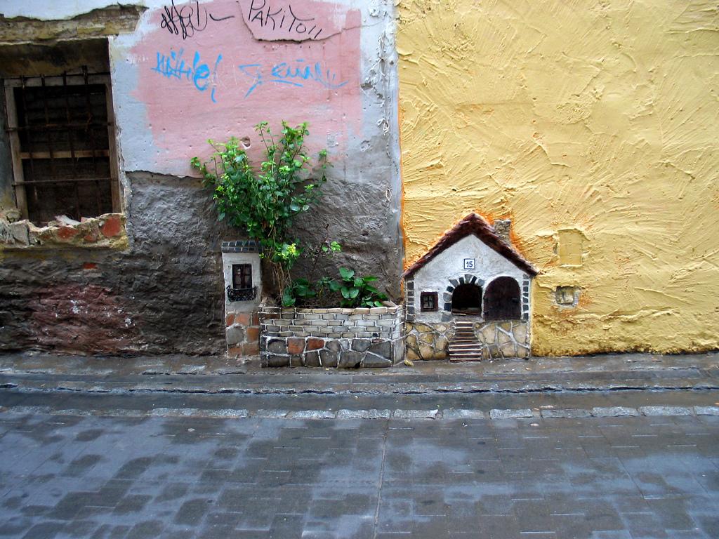 Una de las pocas imágenes que hay en la red de la Gatera en sus inicios en 2003. Foto de begojzcz (19-10-2003), en FLICKR.