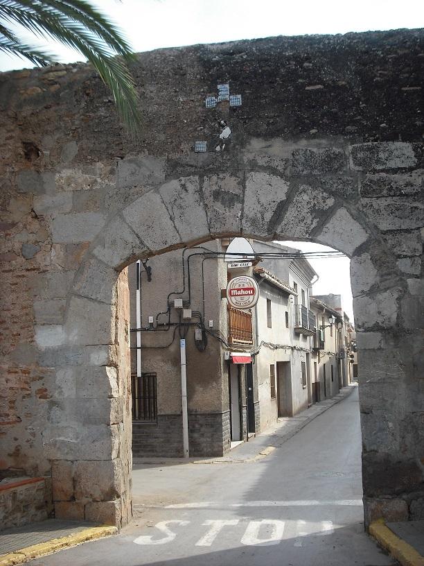 Puerta de Poniente. Fuente: Enrique Íñiguez Rodríguez (Qoan) - CC BY-SA 3.0