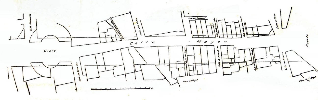 Modificación del final de la Avenida del Puerto.