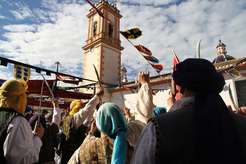 Feria Medieval de Mascarell. 10/11/2012. Fuente: AYUNTAMIENTO DE NULES