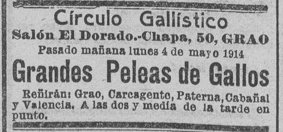 La correspondencia de Valencia  diario de noticias  eco imparcial de la opinión y de la prensa Año XXXVII Número 15987  02-05-1914
