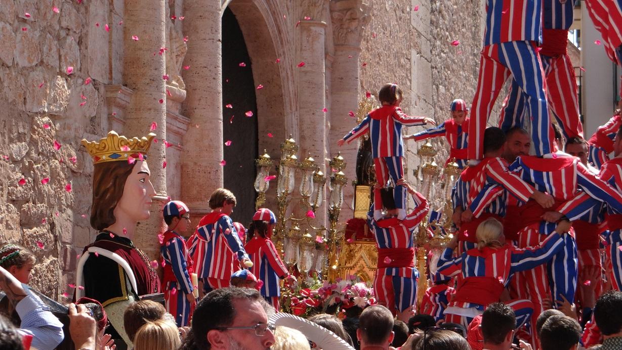 Imagen de Algemesí - Processoneta. Fuente: La Veu del País Valencià