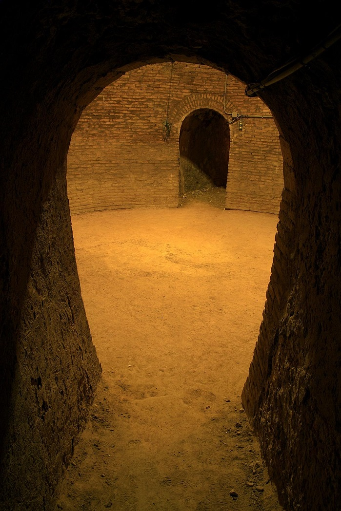 Fotografía Silos de Burjassot. Fuente: hortainformacio.files.wordpress.com