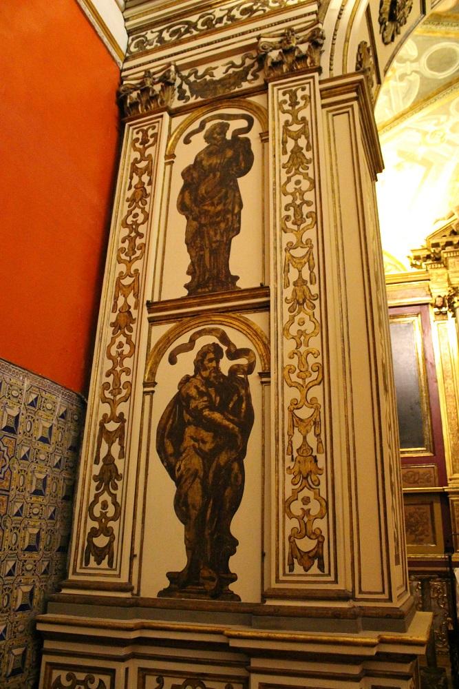 Capilla de los Tapices. Real Colegio Seminario del Corpus Christi de Valencia. Fuente © Valenciabonita.es – Por favor, si compartes esta imagen indica la fuente :)