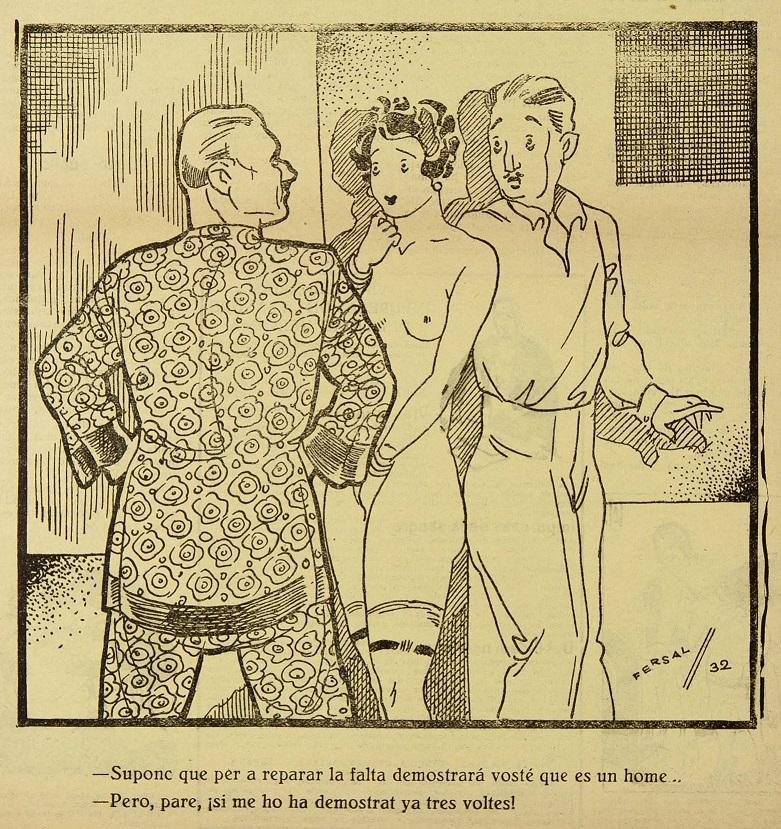Fotografía de dominio público. La Chala, 16 de febrero de 1932.