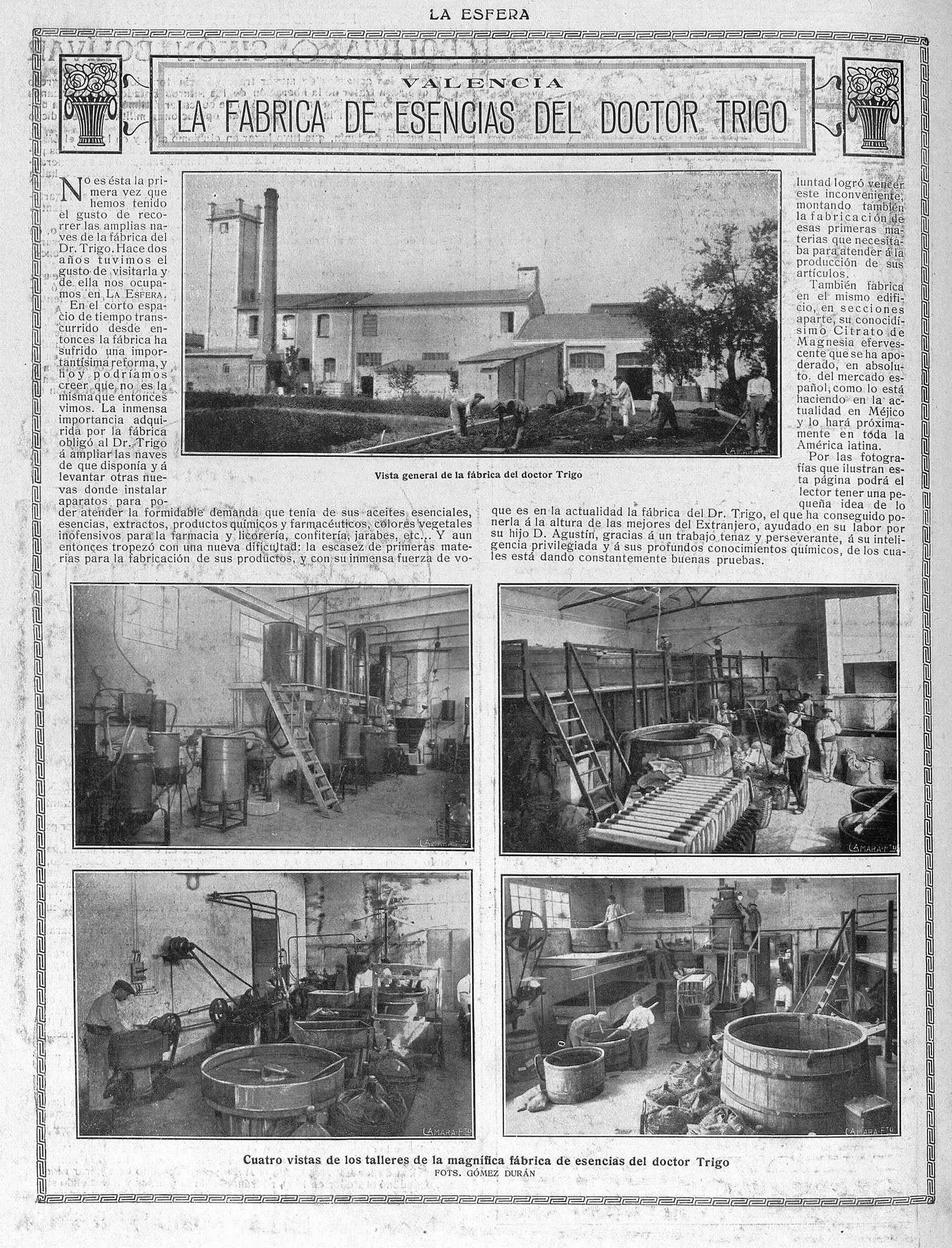 La Esfera : ilustración mundial (21/06/1919)