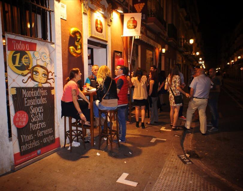 La Consentida, Valencia