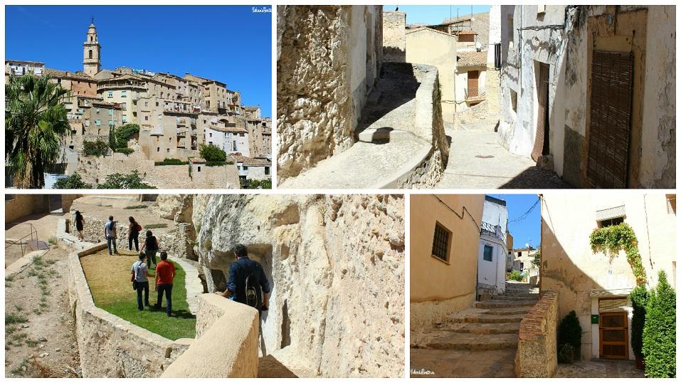 Bocairent barrio medieval