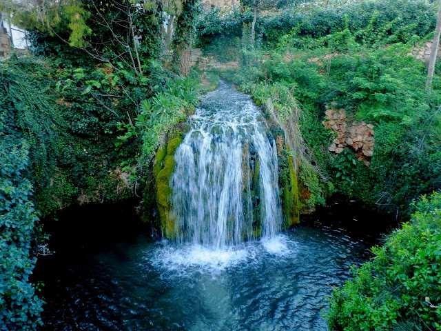 Ruta del agua Ayora