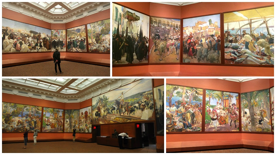 Sala Sorolla, Hispanic Society of America