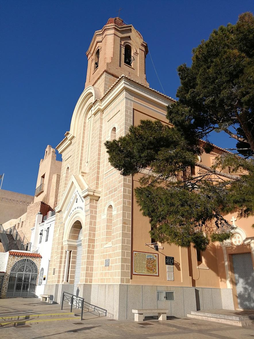 Santuario de la Virgen del Castillo de Cullera